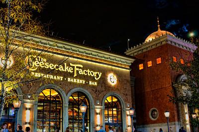 Cheesecake Factory  Pittsburg Pa  Oct 2009
