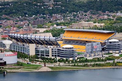 Heinz Field in Pittsburgh Oct 2009