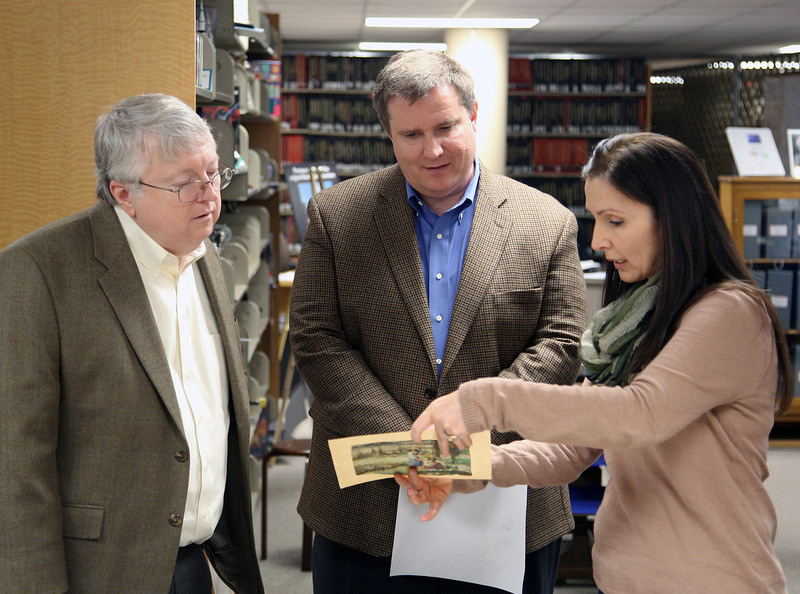 University of Alabama at Huntsville, library archives: