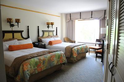 Room 3318 at Loew's Royal Pacific Resort