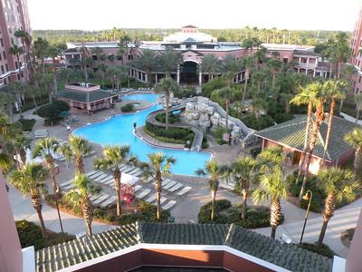 The Caribe Royale Orlando pool