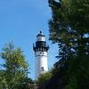 Au Sable lighthouse beckons us onward