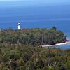 Au Sable Point and Lighthouse