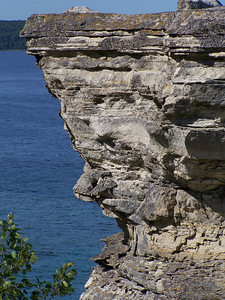 Face of Miners Castle