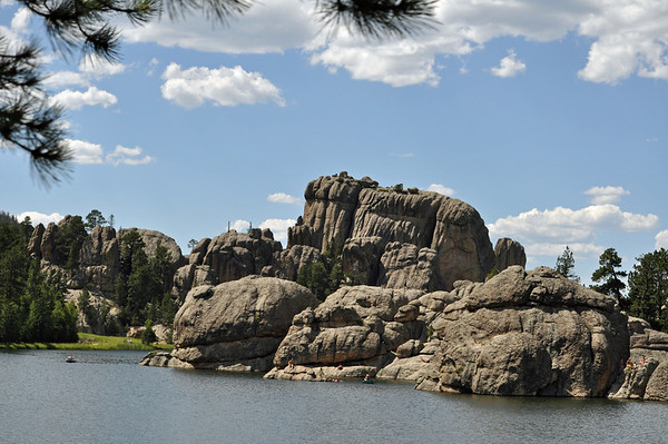Syalvan Lake at Black Hills
