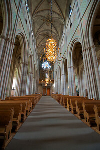 Domkyrka - Uppsala Sweden http://en.wikipedia.org/wiki/Uppsala_Cathedral