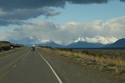 Upsala Glacier Patagonia argentina
