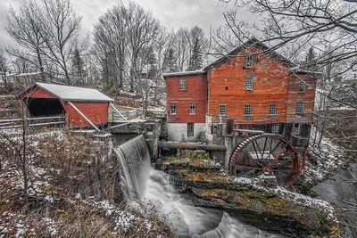 Upstate NY Winter Scenes