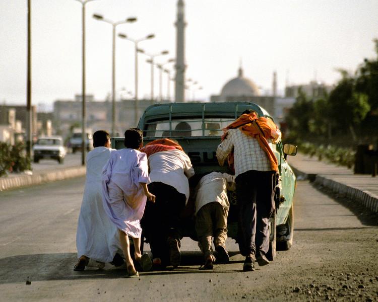 Travel, Transport, Egypt, Car