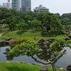 Kyu-Shiba-rikyu Garden, north of Haneda airport.