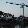 On the island of Urk they fix and build their own ships. Mostly repairs..