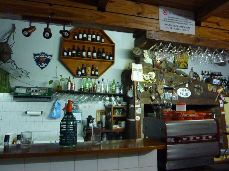 Our favorite bar in Colonia.