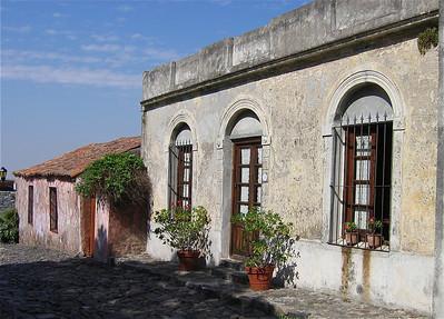 Colonia del Sacramento, Uruguay.