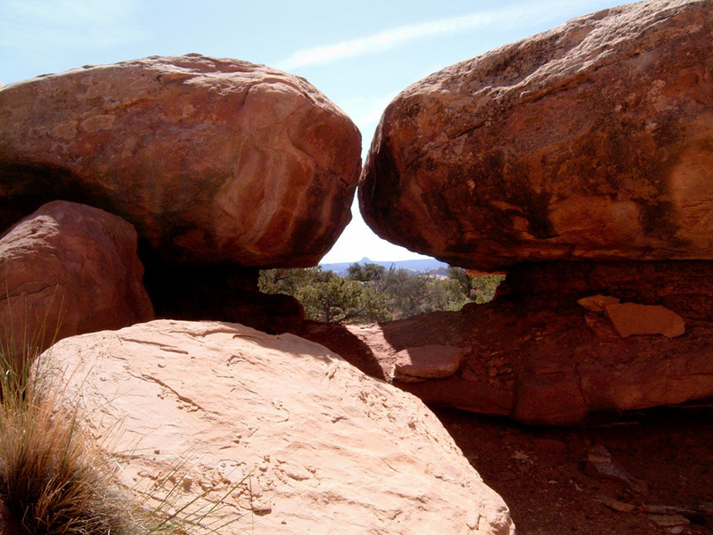 Rocks, Canyonlands National Park, Utah.