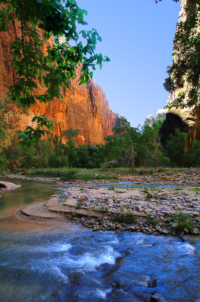 North Fork of the Virgin River