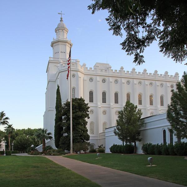 The Saint George Temple.