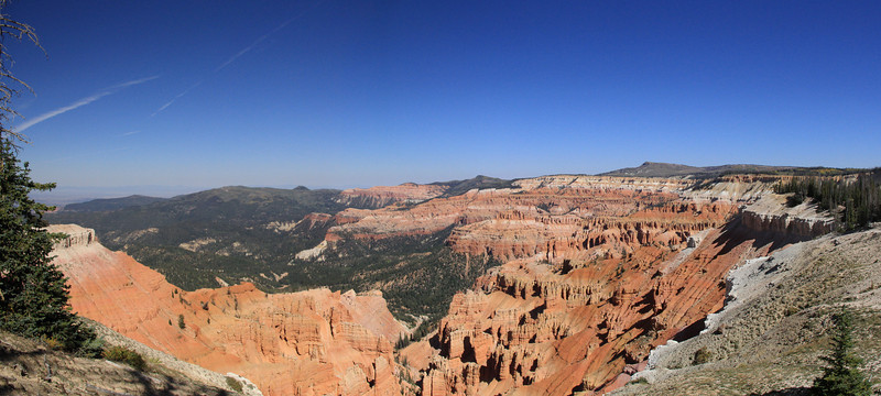 Utah, Day 14, Cedar Breaks and Kolob Reservoir Rd