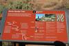 Devils Garden information board.