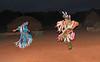 Navajo dancers.
