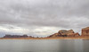 Lake Powell view.