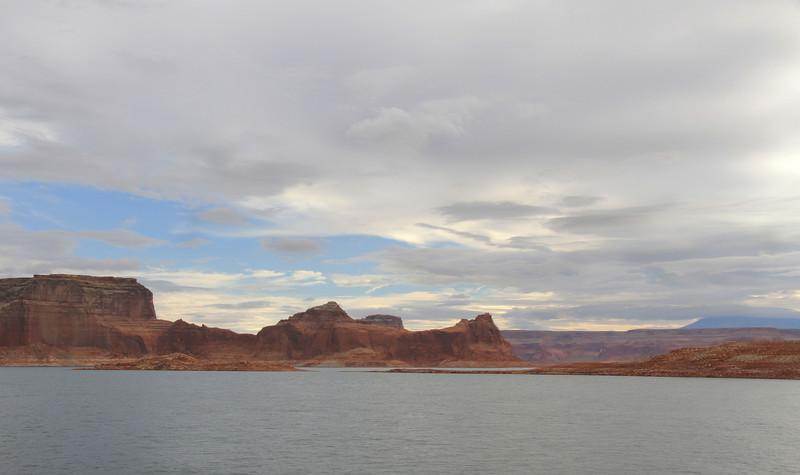 Lake Powell view.