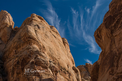 Little Wildhorse Canyon to Bell Canyon Loop Hike