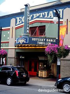 Egyptian Theater, Park City, Utah