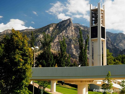Bell Tower at BYU