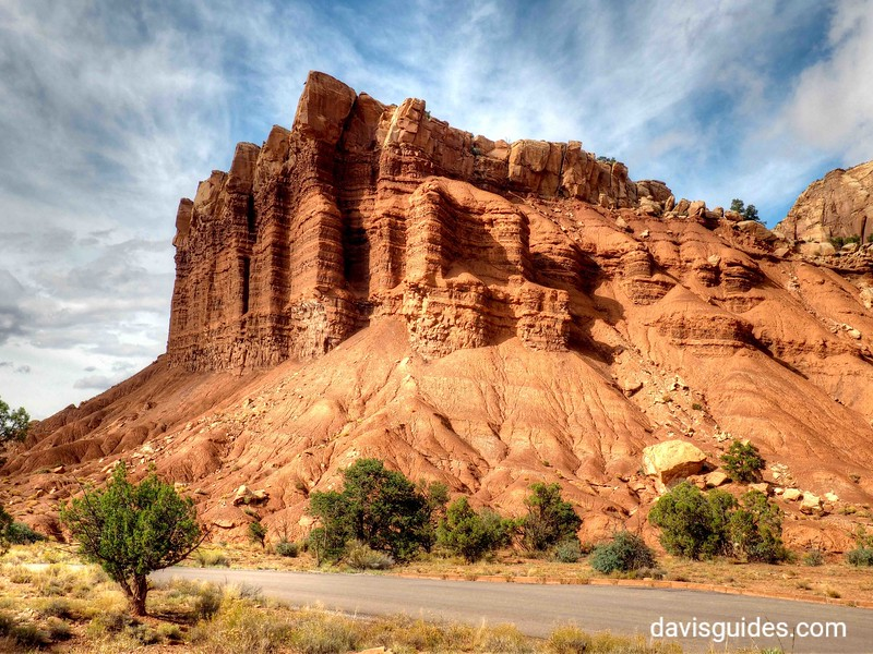 The Great Organ, Capitol Reef National Park