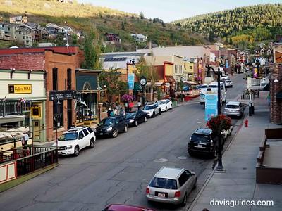 Downtown Park City, Utah