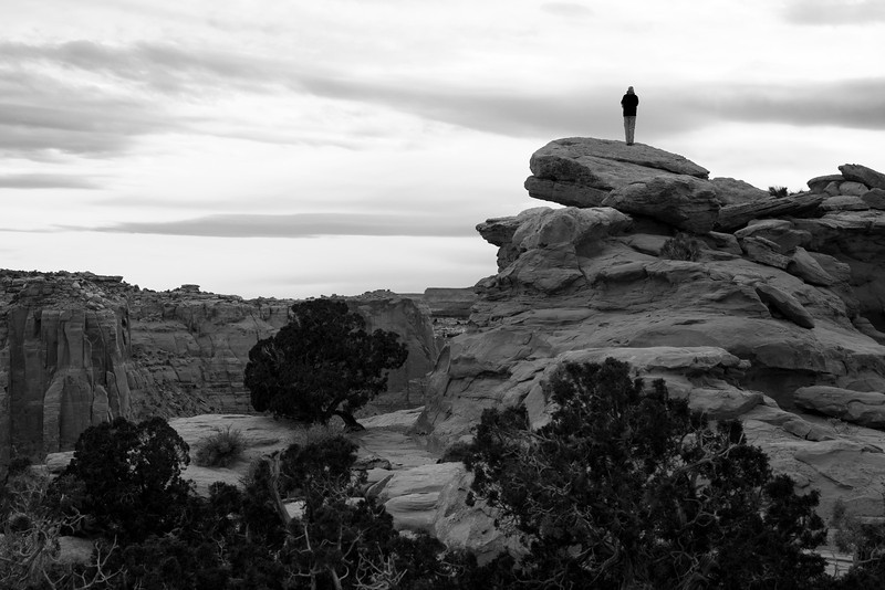 Canyonlands, Grand View Point