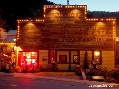 High West Distillery and Bar, Park City, Utah