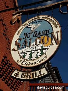 No Name Saloon, Park City, Utah