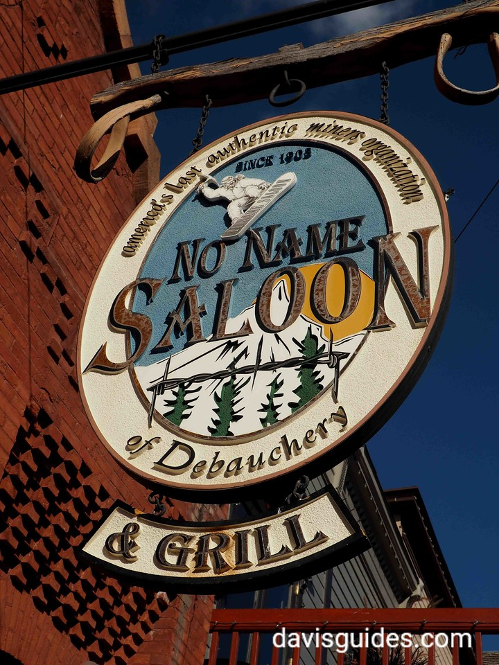 No Name Saloon, Park City, Utah