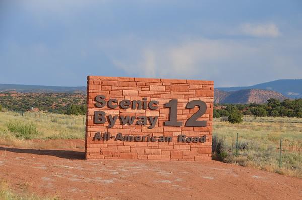 Scenic Byway Rt. 12 Utah