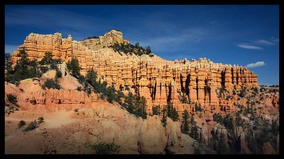Fairyland Loop Trail.  Bryce Canyon NP
