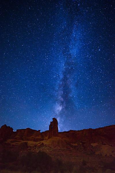 Three Gossips, Arches NP, Utah