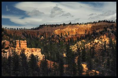 Fairyland Loop Trail, Bryce Canyon NP