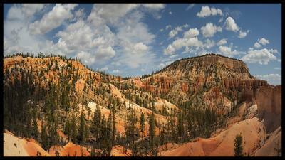 Fairyland Trail Panorama, Bryce Canyon NP
