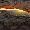 Sunrise, Mesa Arch, Canyonlands NP, Utah