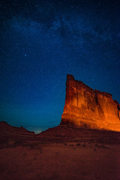 Tower of Babel, Arches NP, Utah