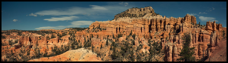 Fairyland Panorama.  Bryce Canyon NP