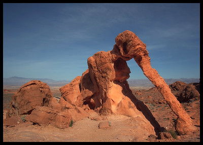Elephant Rock, Valley of Fire SP