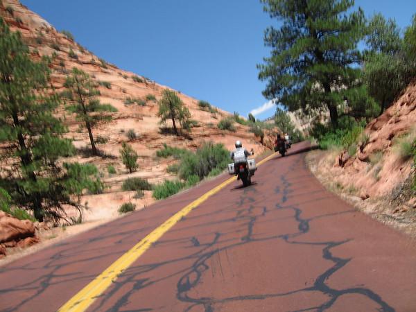 Utah ADV 6/06 trip