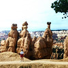 Queens Garden Trail, Bryce canyon N.P.