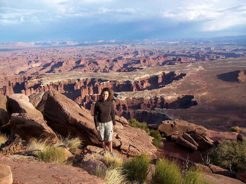 Canyonland. Island-in-the-Sky.