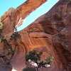 Arches NP. Double-O Arch.