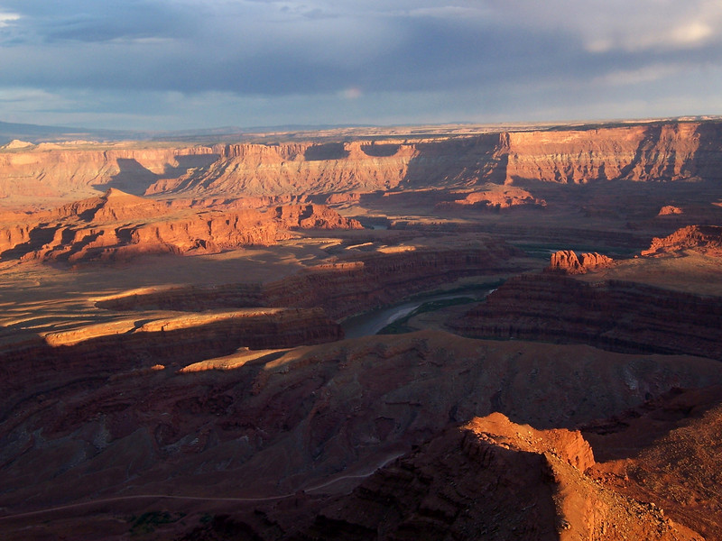 Dead Horse Point.