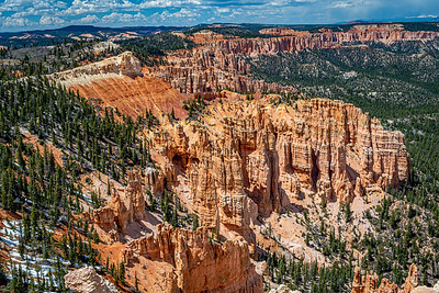 Rainbow Point, Bryce National Park