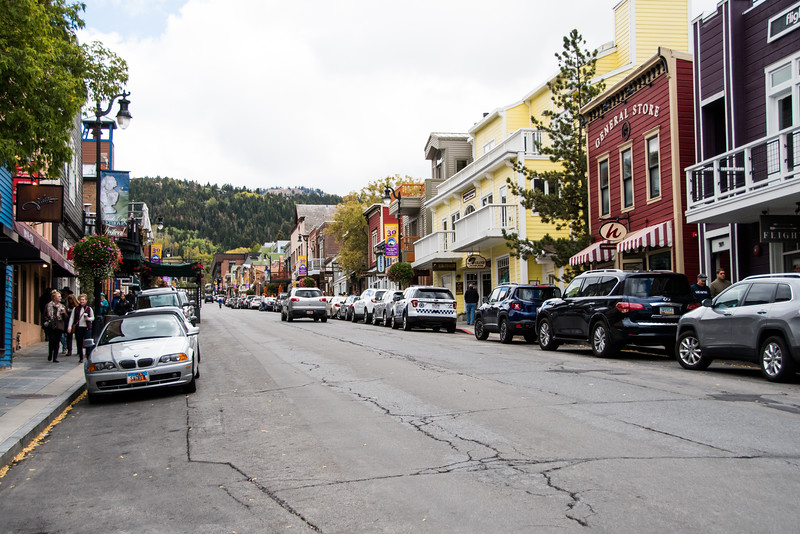 Location - Downtown Park City, UT
